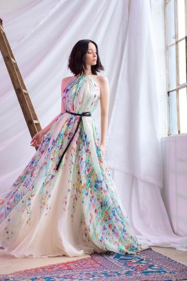 DRESS: DAALARNA COUTURE // JEWELRY: LUV AJ