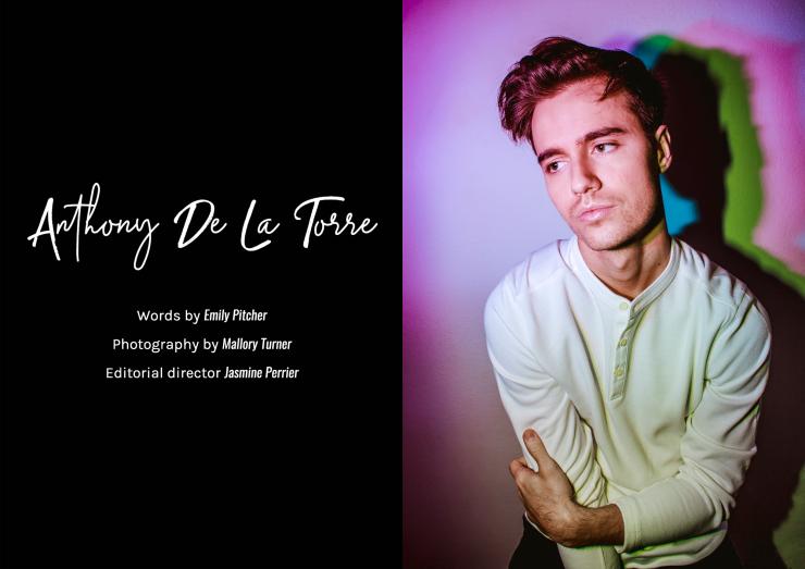 Anthony De La Torre The Singer Behind The Latest Break Up Anthem Grumpy Magazine