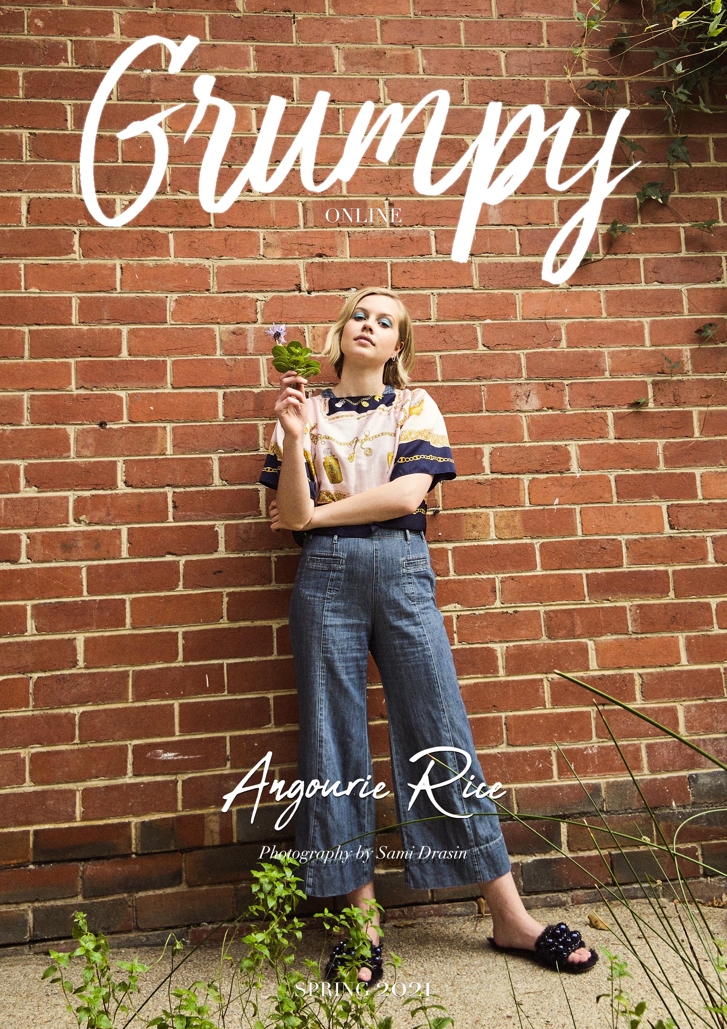 AG-COVER GRUMPY